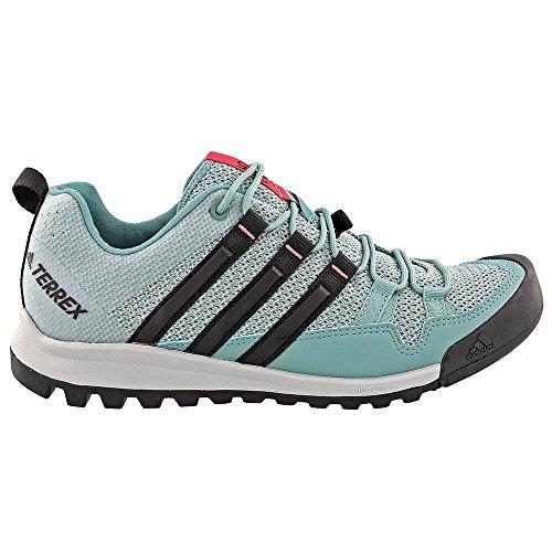 Adidas Performance Speed â??â??Trainer 2 W Calzature, nero / Metallic carbonio / bianco, 13 M Us Vapour Steel/Black/Tactile Pink