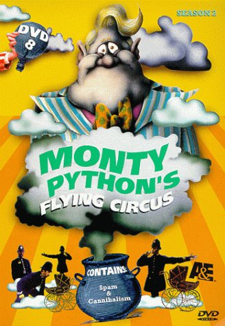 Price comparison product image Monty Python's Flying Circus 8 [DVD] [1969] [Region 1] [US Import] [NTSC]