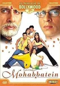 Mohabbatein - Edition 2 DVD