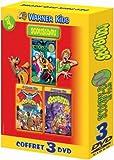 Coffret Scoubidou 3 DVD : Scooby-Doo, Le Film / Scoubidou et les vampires / Les Aventures effrayantes