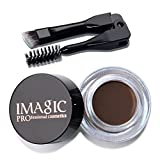 Xshuai IMAGIC Augenbrauen Enhancers Waterproof Langlebige EyeBrow Gel Cream Makeup + Pinsel 6-farbige neue (05)