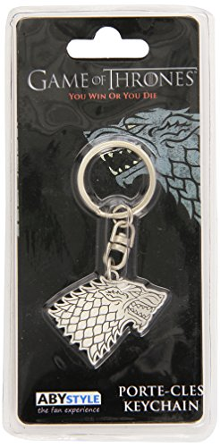 ABYstyle - ABYKEY009 - Porte-clés - Game Of Thrones - Stark, Figurines