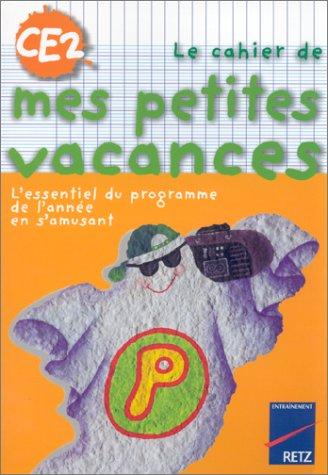 Le Cahier de mes petites vacances, CE2