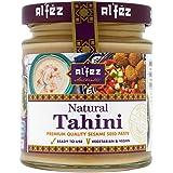 Al'Fez Natural Tahini superiores de la calidad de sésamo 160 g de semillas Pega