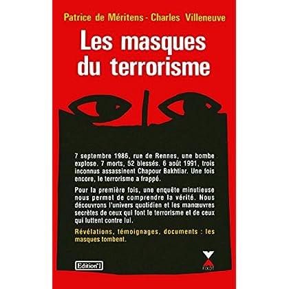Les Masques du terrorisme