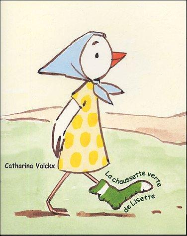 Book's Cover of La chaussette verte de Lizette