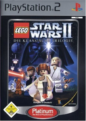 Lego Play Station Star Wars (Lego Star Wars II - Die klassische Trilogie [Platinum])