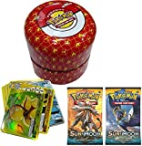 CrazyBuy Pokemon TCG: Sun & Moon GX Booster Pack Cards