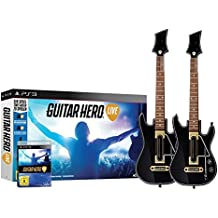 Guitar Hero - Live inklusive 2 x Gitarre für Playstation 3