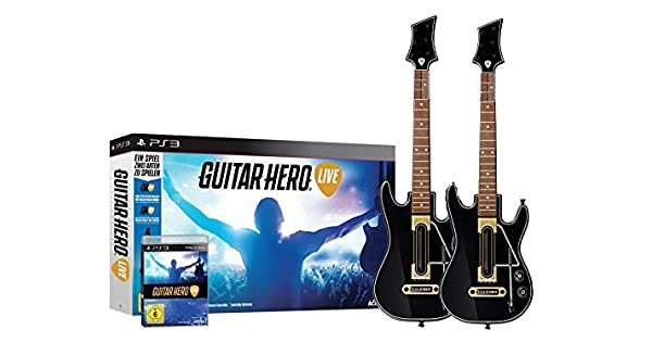 Guitar Hero Warriors Of Rock Playstation 3 Amazonde Games