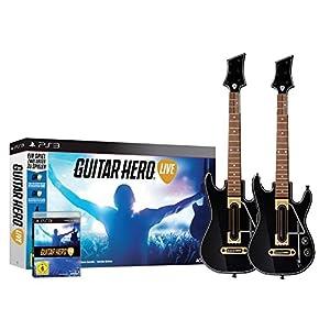 Guitar Hero – Live inklusive 2 x Gitarre für Playstation 3