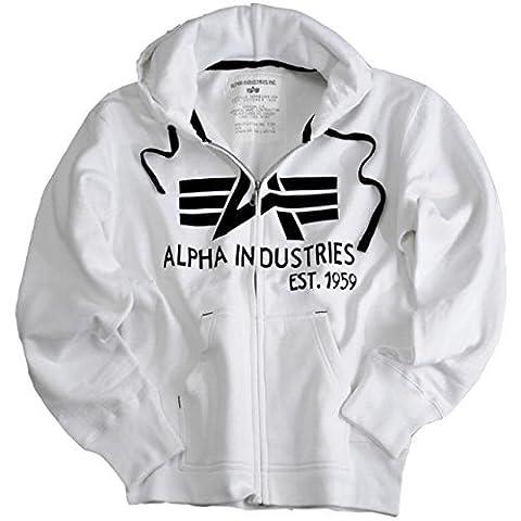 Alpha Industries Big A Classic Zip Hoody Sweats à