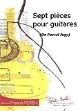 Scarica Libro Robert Martin jugy P Sept Pices pour Guitares Teoria e insegnamento ogik chitarra acustica (PDF,EPUB,MOBI) Online Italiano Gratis