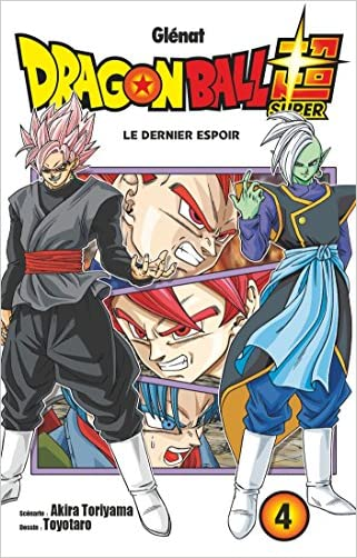 #10: Dragon Ball Super - Tome 04