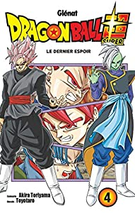 Dragon Ball Super Edition simple Tome 4