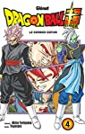 Dragon Ball Super, tome 4 par Toriyama