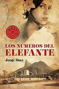 Los números del elefante par Jorge Díaz