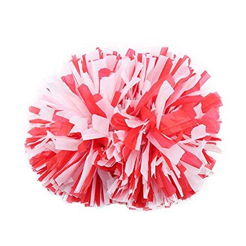 Cheerleading Hand Blumen Gymnastik Flower Ball Kinder Schule Tanz Square Dance Requisiten (Outfits Billig Cheerleading)