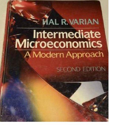 Textbooknova: Varian: Intermediate Microeconomics – A Modern Approach 2ed (Cloth) RTF