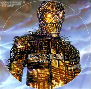 Iron Maiden - The Wicker Man (Single)