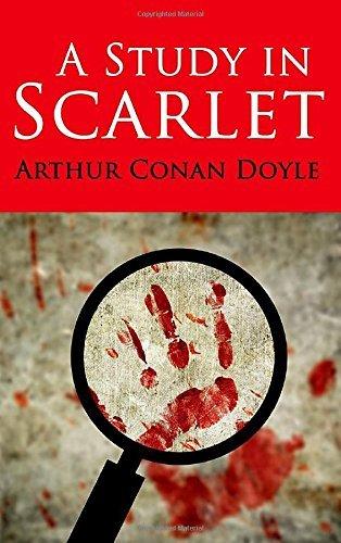 Rollercoasters: A Study in Scarlet by Arthur Conan Doyle (2016-02-04)
