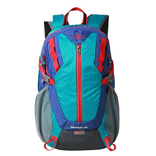 Outdoor Rucksack wandern Tasche/ Liebhaber leichte Reisetasche/ outdoor Cycling/Wanderrucksack Blau
