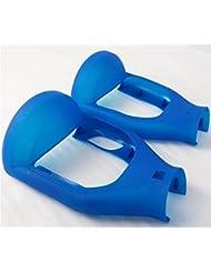 Azul carcasa de silicona cero Carcasa Funda Piel para 6,5pulgada Smart Auto Equilibrio Scooter eléctrico Hover Board