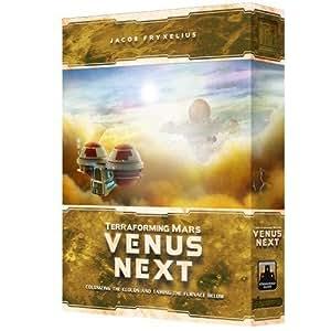 Terraforming mars - Extenion Venus next - Version francaise