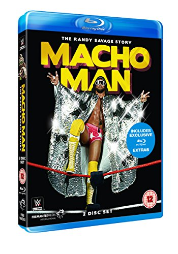 WWE: Macho Man - The Randy Savage Story [Blu-ray] [UK Import]
