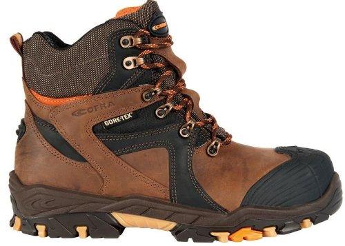 Cofra , Chaussures de sécurité pour homme Marron marron Marron