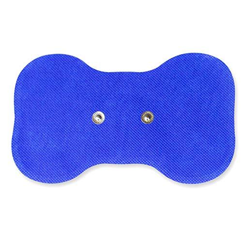 Wireless Schmetterling selbstklebend TENS Pads für Verwendung mit dem Schmerzlos TENS -