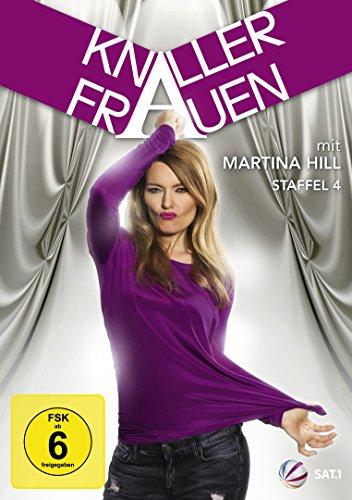 Martina Hill - Knallerfrauen: Staffel 4