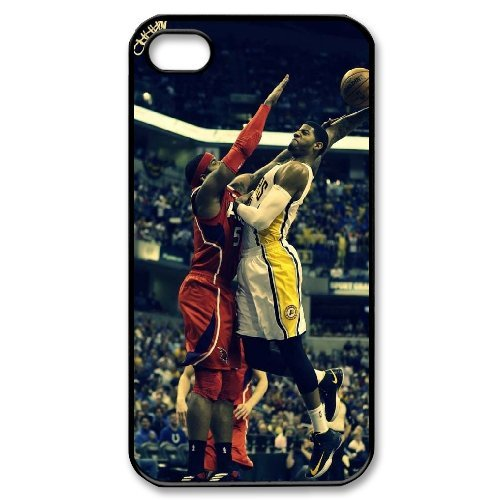 LP-LG Phone Case Of Paul George For Iphone 4/4s [Pattern-6] Pattern-2