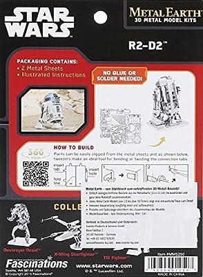 Star Wars R2-D2 Puzzle von Invento Products & Services GmbH
