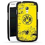 DeinDesign Samsung Galaxy S3 mini Hülle Case Handyhülle Borussia Dortmund BVB Fanartikel