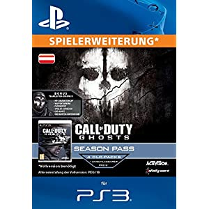 Call of Duty: Ghosts – Season Pass