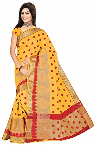 Royal Export Women\'s Cotton Silk Saree