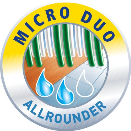Leifheit 55320 micro duo - Recambio para mopa Clean Twist