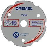 Dremel - Disco de corte multiusos Dremel DSM20 (DSM500)