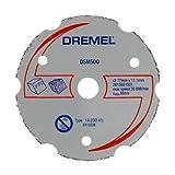 Dremel Mehrzweck-Karbid-Trennscheibe DSM500 77 mm