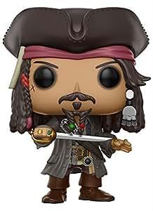Funko 12803 - Figurina Jack Sparrow di Pirates Of The Caribbean 5