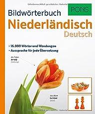 PONS Bildwörterbuch Niederländisch: 16.000 Wörter und Wendungen. Aussprache für jede Übersetzung