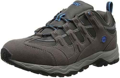 hi-tec-quadra-trail-zapatos-de-low-rise-senderismo-hombre-charcoal-prussian-eu-43