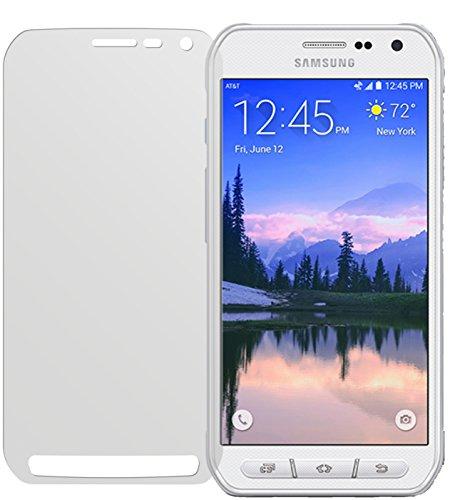 dipos I 2X Schutzfolie matt passend für Samsung Galaxy S6 Active Folie Bildschirmschutzfolie