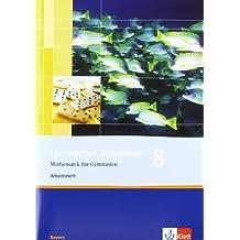 Lambacher Schweizer - Ausgabe für Bayern / Arbeitsheft plus Lösungsheft 8. Schuljahr
