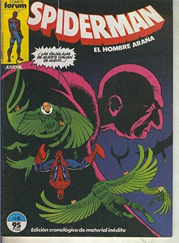 Spiderman volumen 1 numero 006