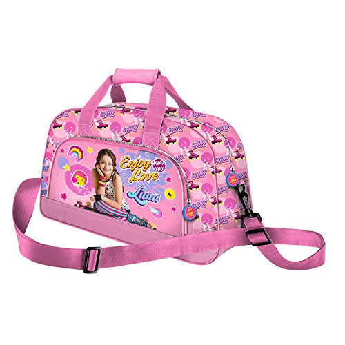 Karactermania Soy Luna Roller Zone Bolsa de Deporte Infantil, 45 cm, Rosa