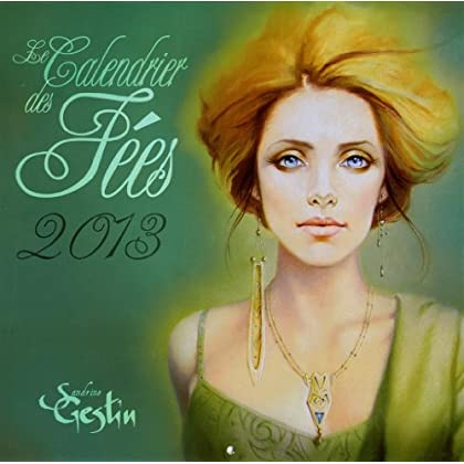 Le Calendrier des fées 2013
