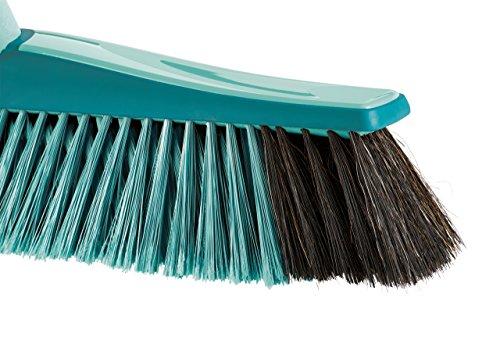 Leifheit 45005 - Escoba para todas las superficies Xtra Clean Plus, 40 cm