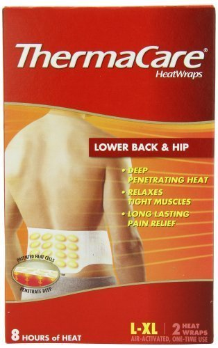 thermacare-lower-back-hip-heat-wraps-large-xl-2-count-boxes-pack-of-9-by-thermacare